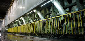 Cartiere Modesto Cardella chooses Oradoc for the rebuilding of the MC4 drying section