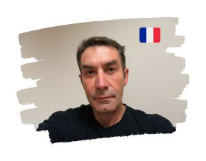 Eric Potier (TNP Sa), is our new French agent
