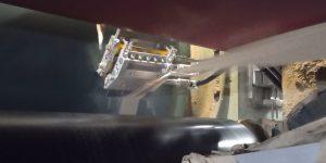 Passaggio coda più sicuro ed efficiente: il rebuilding della seccheria PT Dayasa Aria Prima